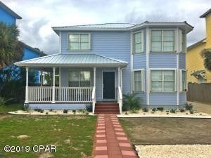 Photo Of 6732 Beach Dr Panama City Fl 32408 House For Rent