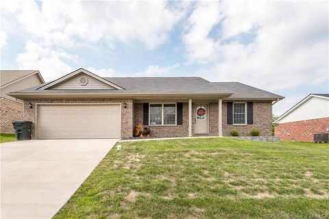 Photo of 2251 Morning Glory Dr, Sellersburg, IN 47172