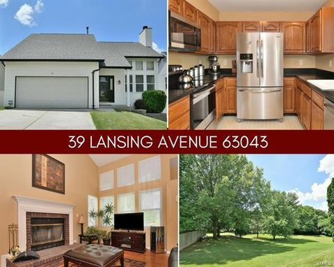 39 Lansing Ave, Maryland Heights, MO 63043