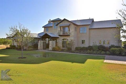 Homes For Sale Bell Plains Abilene Tx
