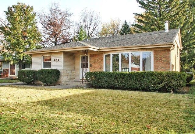 637 N Home Ave Park Ridge IL 60068