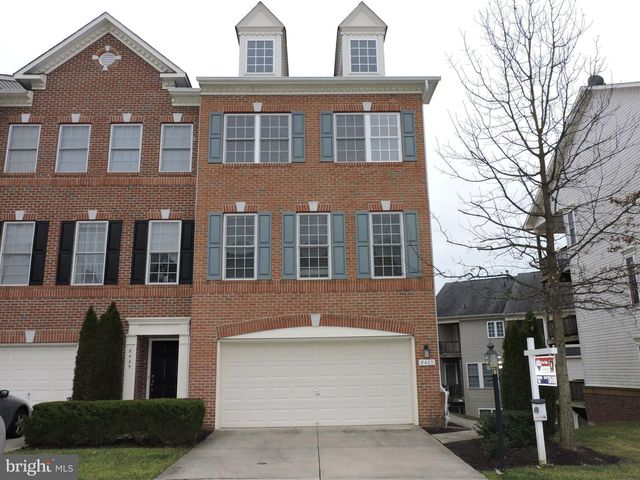 8427 Ice Crystal Dr Unit 84, Laurel, MD 20723 Icy Floor Plan Sq Ft House on