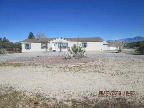 3900 E Navajo Blvd, Pahrump, NV 89061
