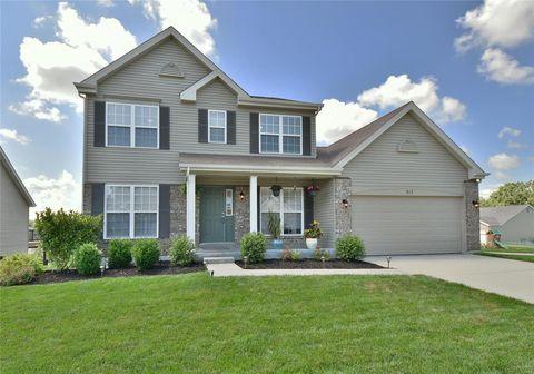 Saint Paul, MO Real Estate - Saint Paul Homes for Sale