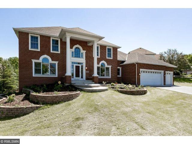 2830 hillscourte s roseville mn 55113 home for sale real estate