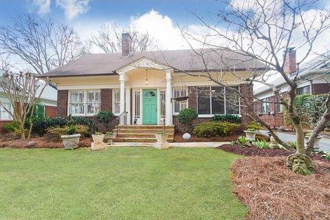 Page 3 Atlanta Ga 3 Bedroom Homes For Sale