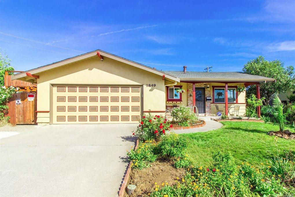 New Homes Fairfield Ca Paradise Valley