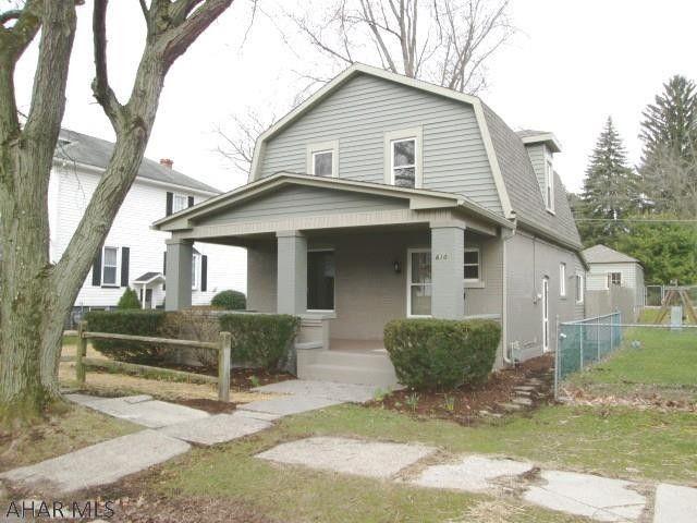 610 E Grant Ave, Altoona, PA 16602