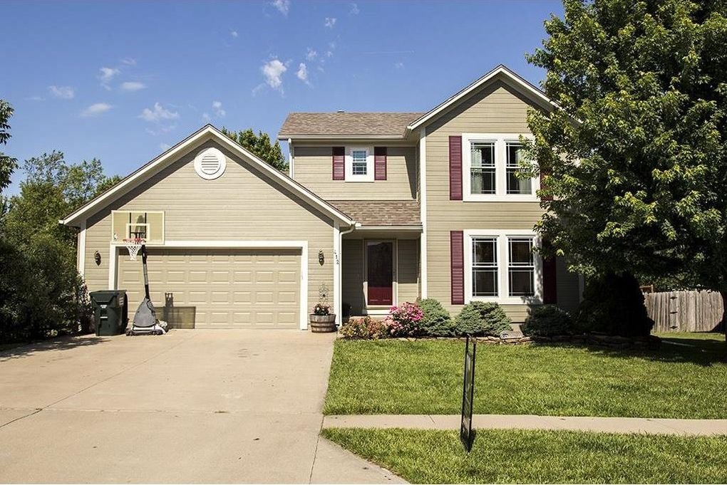 Johnson County Kansas Real Estate Property Tax