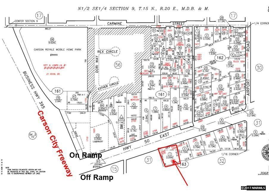 2835 E Highway 50, Carson City, NV 89701 - Land For Sale and Real ...