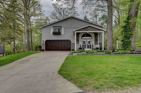 Photo Of 4500 S 890 E Wolcottville In 46795 House For