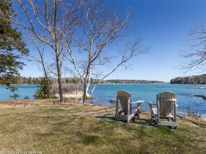 Homes For Sale Spruce Head Island Maine