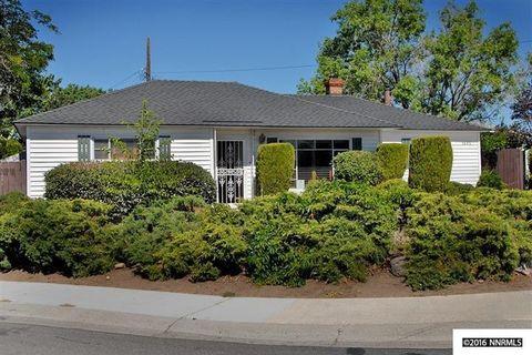 1695 Stewart St, Reno, NV 89502