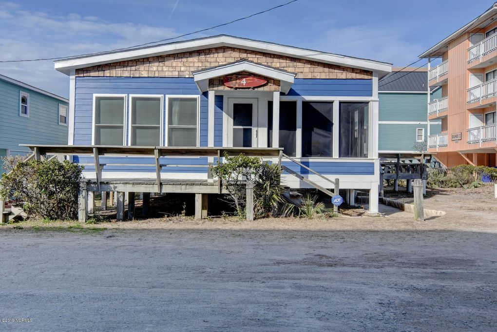 4 North Carolina Ave, Carolina Beach, NC 28428
