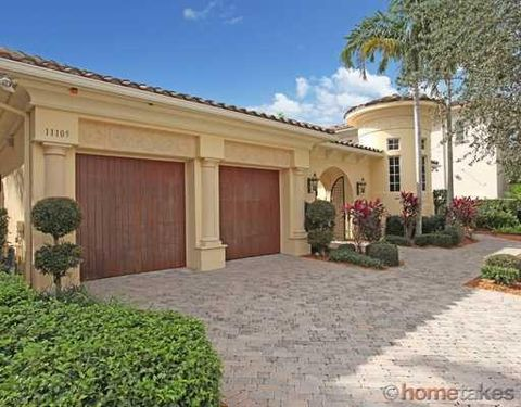 Square Lake South, Palm Beach Gardens, Fl Single Family Homes For