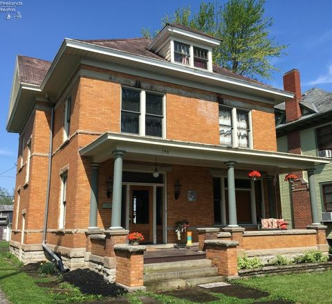 Page 3 Tiffin Oh Real Estate Tiffin Homes For Sale