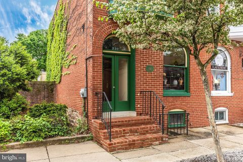 Downtown Frederick Frederick Md Real Estate Homes For Sale