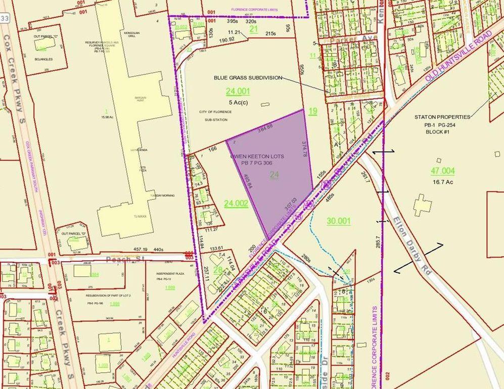 Huntsville Rd Florence, AL 35630