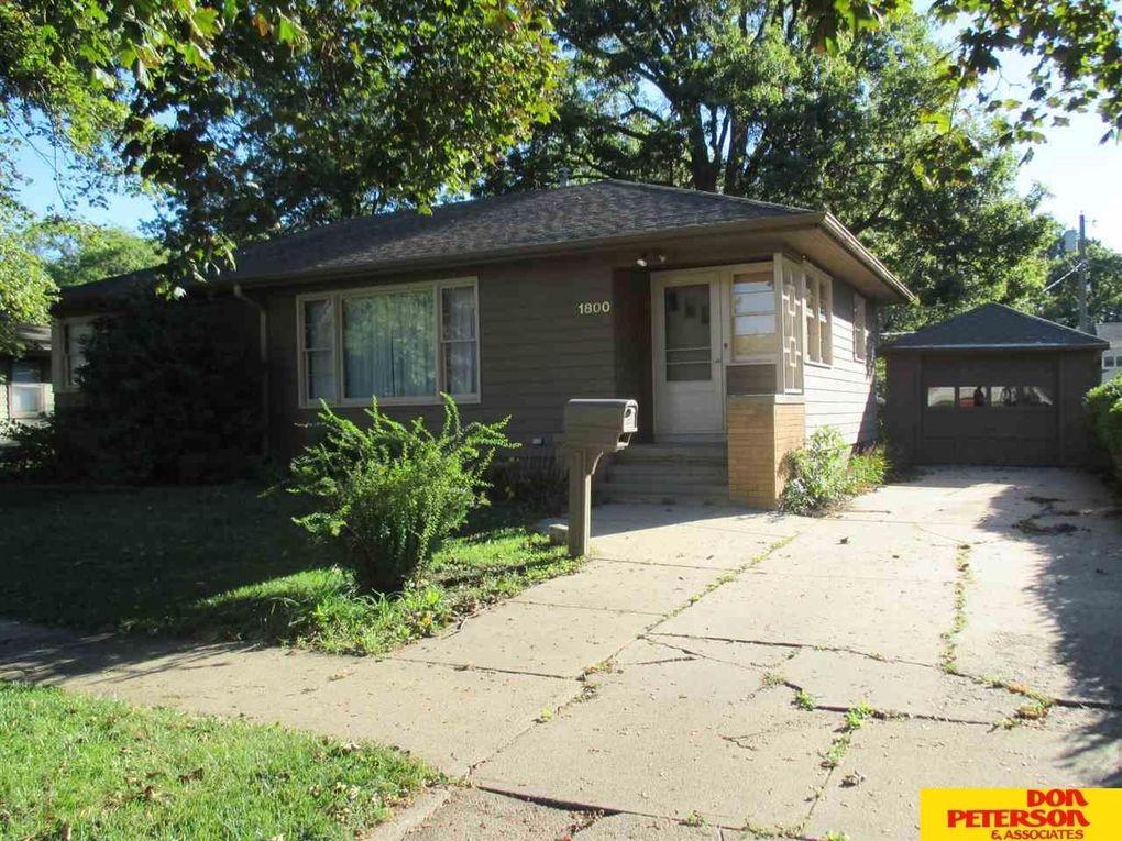 Maxwell Nebraska Property For Sale