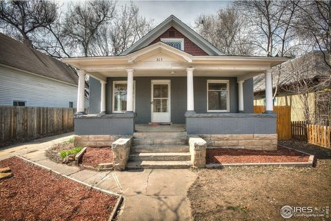 Photo of 615 Mathews St, Fort Collins, CO 80524