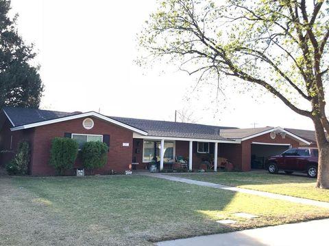 1207 Mustang Dr, Denver City, TX 79323
