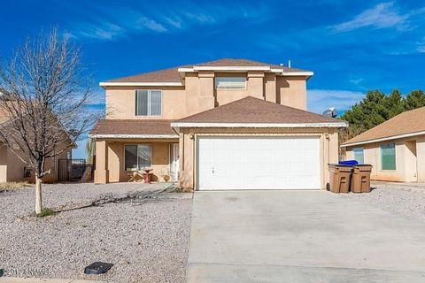 4863 Calle Bella Ave, Las Cruces, NM 88012