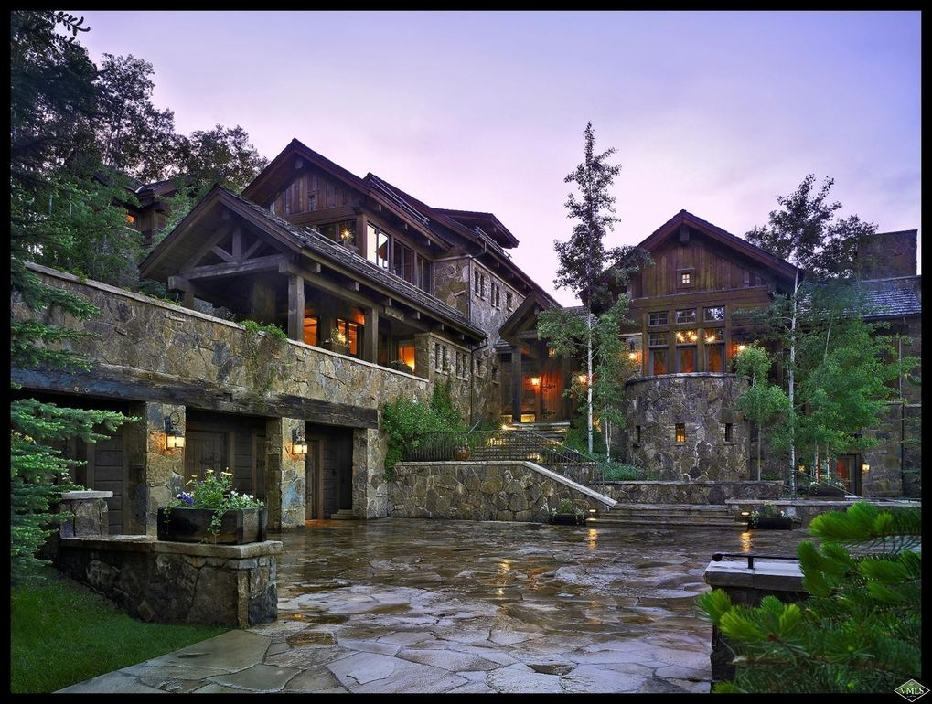 331 strawberry park rd beaver creek co 81620 for Most expensive homes in colorado