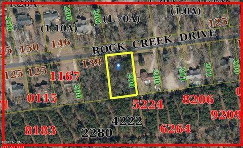 36 Rock Creek Dr, New Bern, NC 28562