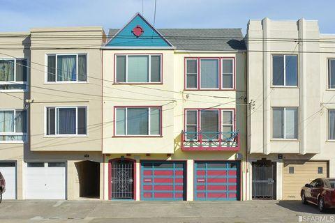 1282-1284 38th Ave, San Francisco, CA 94122