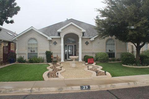 23 Emerald Gardens Dr, Odessa, TX 79762