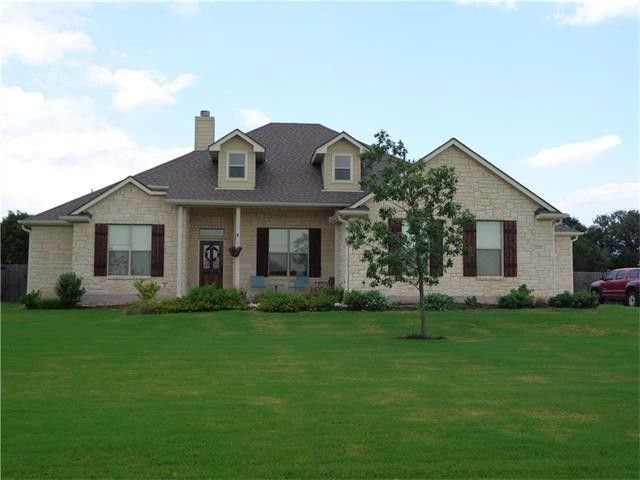 124 hobby horse liberty hill tx 78642 home for sale for Liberty hill custom home builders