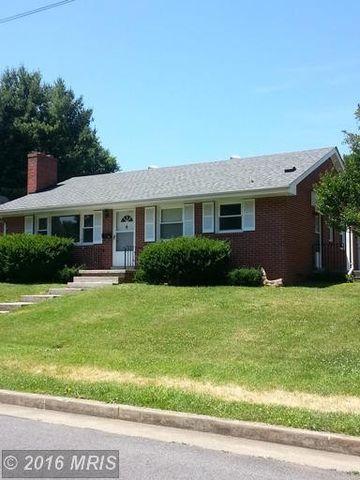 624 Randolph Ave, Front Royal, VA 22630