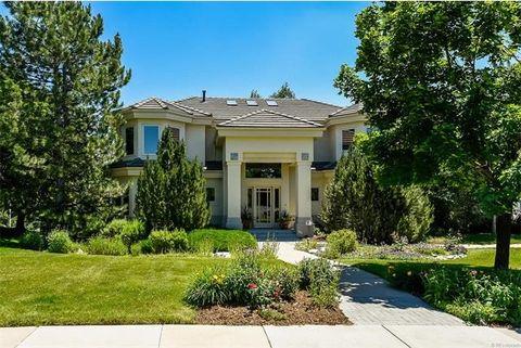 Littleton co real estate homes for sale for Littleton house