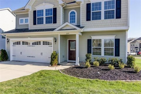 Photo Of 2255 Galloway Ln Sw Concord Nc 28025