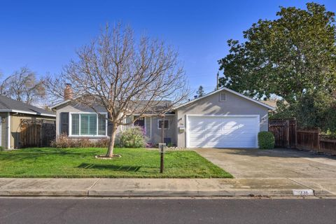 336 April Way, Campbell, CA 95008