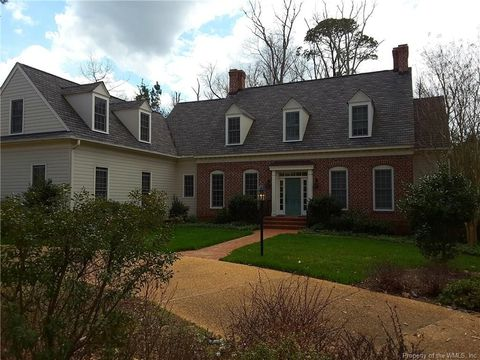 3009 Whittaker Island Rd, Williamsburg, VA 23185