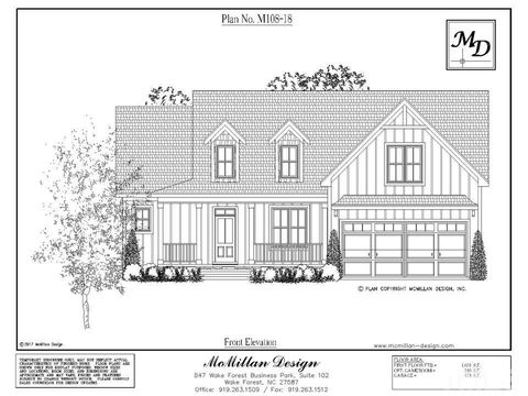 Photo of Sequoia Dr Lot 48, Timberlake, NC 27583
