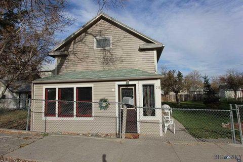 Photo of 211 S G St, Livingston, MT 59047