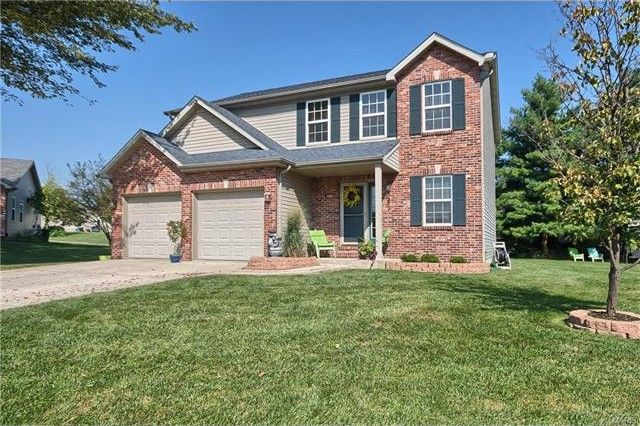 2 cardinal ct edwardsville il 62025 home for sale