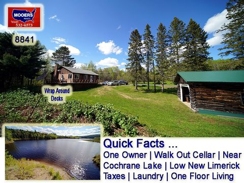 1980 County Rd, New Limerick, ME 04761