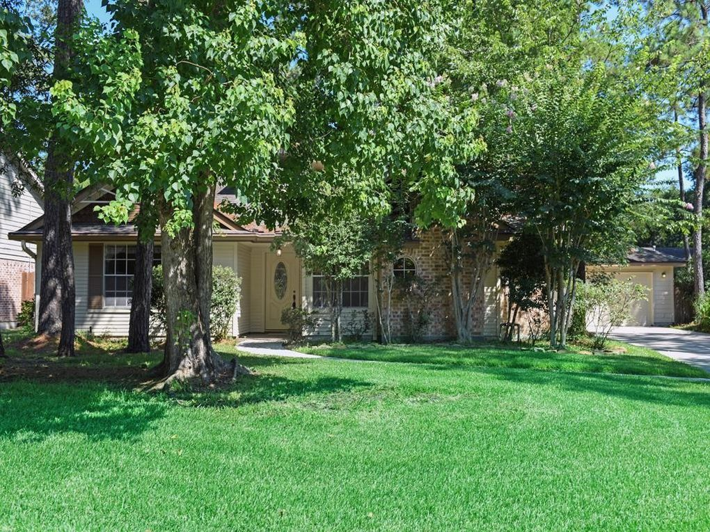 Cornerbrook pl the woodlands tx home for rent