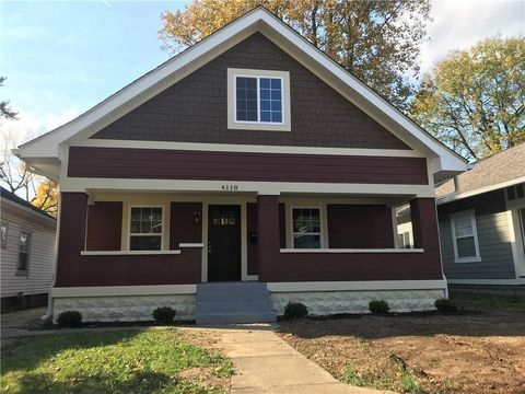 4118 Rookwood Ave, Indianapolis, IN 46208