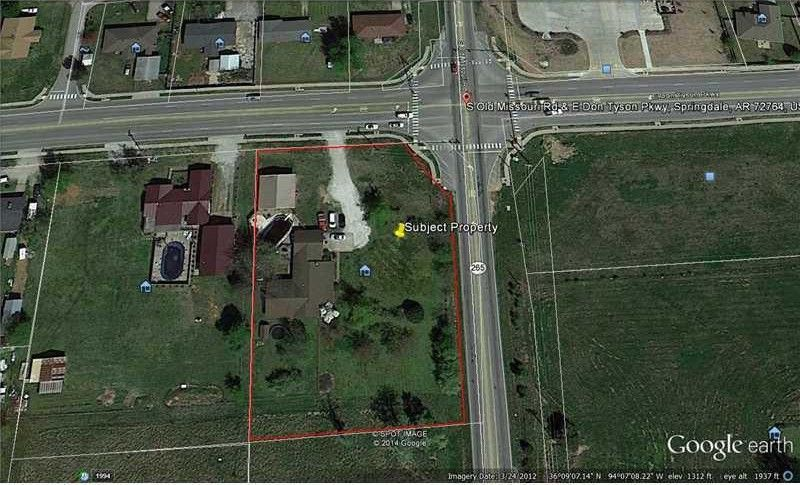 3670 S Old Missouri Rd, Springdale, AR 72764