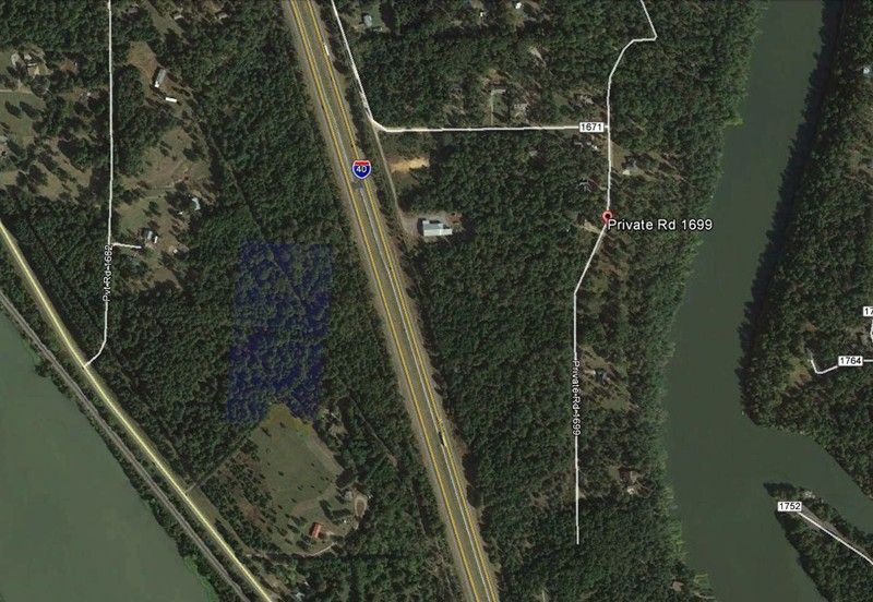 Pr 1699 Lot 9 Knoxville, AR 72845