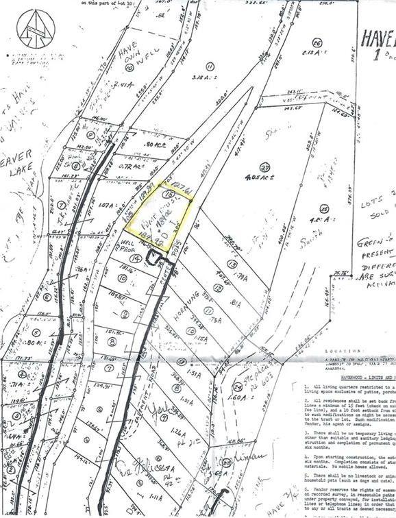L15 Center Rd Eureka Springs Ar 72631