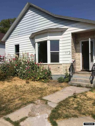 317 And 317 5 Emerald St, Kemmerer, WY 83101