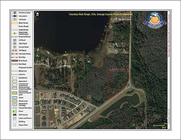 8052 Summerlake Park Blvd Winter Garden Fl 34787 Land For Sale And Real Estate Listing