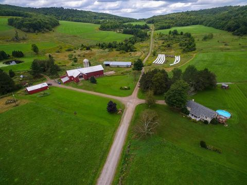 2574 Crowe Rd, Kortright, NY 13739