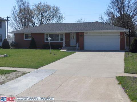 545 Indiana St, Utica, NE 68456