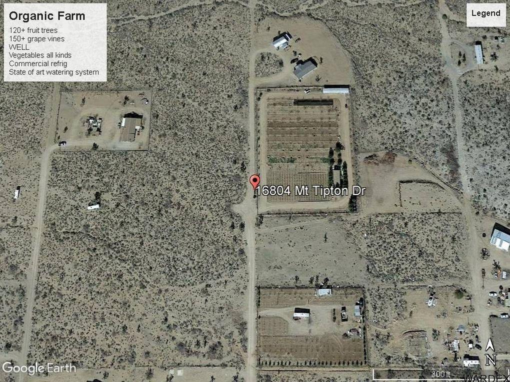 Dolan Springs Arizona Map.16804 N Mt Tipton Dr Dolan Springs Az 86441 Realtor Com